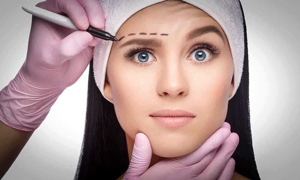 Alın Germe ve Kaş Kaldırma Ameliyatı ve Tedavisi - Doç. Dr. Burhan Özalp - İstanbul ve Diyarbakır Plastik, Rekonstrüktif ve Estetik Cerrahi Uzmanı